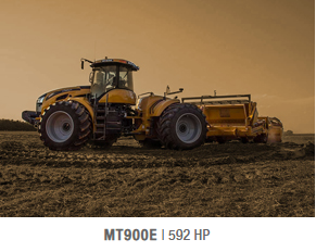 An engine built for the tough jobs. The 16.8L AGCO Power engine is specifically designed from the ground up for demanding off-road applications. It generates a greater torque rise over a wider range of RPM, so you can move more dirt in less time. Plus with a higher sustained torque curve, you can operate at lower RPM, save on fuel and extend engine life.