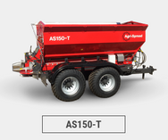 The Agrispread range of the spreaders are capable of spreading a wide range of materials including lime, fertilizer, fibrophos, sand, salt and poultry waste. Hydraulic control of the spinners and drop point adjustment ensure accurate spreading up to 36 metres depending on the type of material. A range of models are available from 3 to 16 cubic metres depending of the requirements of the customer. All Agrispread lime and fertiliser spreaders come complete with user-friendly test kits, allowing continuous testing of spread patterns, thus ensuring an even spread and ultimately a more cost-effective one. . The spreaders boast a number of unique features which ensure the accuracy of the machine will not be matched or beaten in the field. Full computerised, GPS and variable rate spreading kits are available as an option.