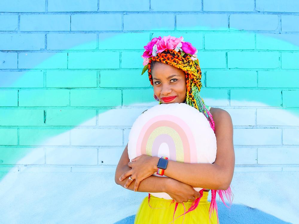 Chenai Mupotsa Rainbow Muse Art Therapy Melbourne NDIS