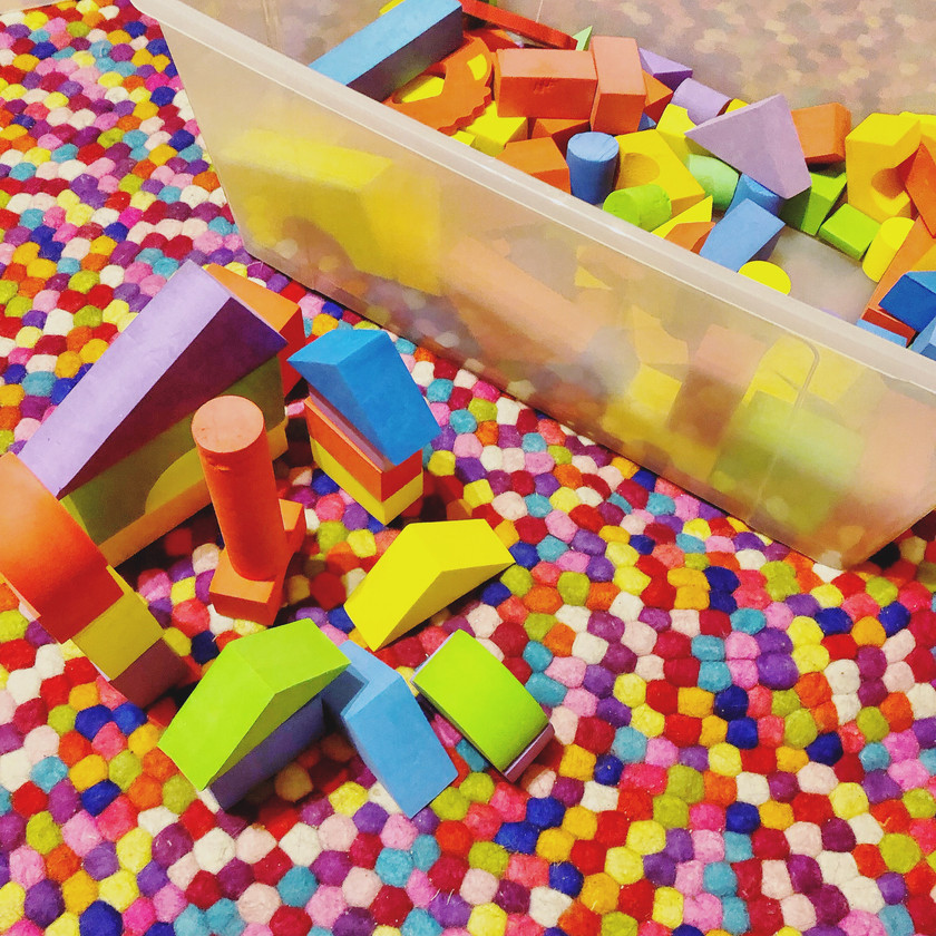 children art therapy rainbow muse ndis