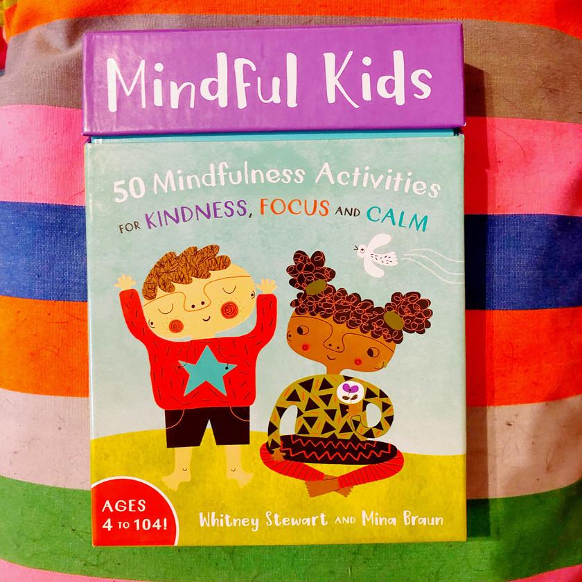 mindfulness kids rainbow muse autism