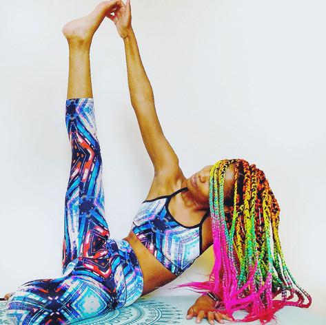 Chenai Mupotsa Rainbow Muse Art Therapy Melbourne NDIS Yoga