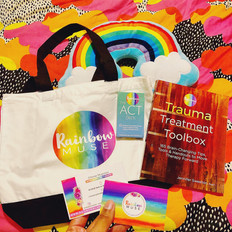 rainbow muse NDIS therapy
