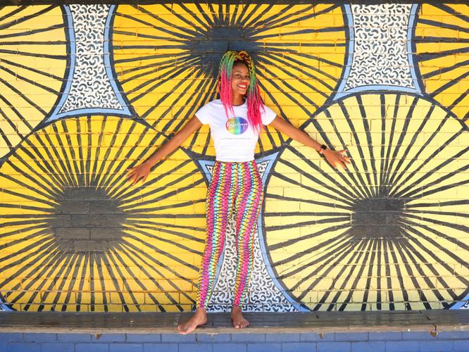 Rainbow Muse Chenai Mupotsa