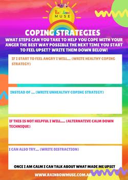 Coping Strategies Rainbow Muse