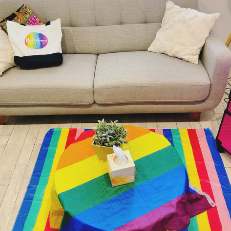 Rainbow Muse Art Therapy Melbourne NDIS Therapeutic Supoort