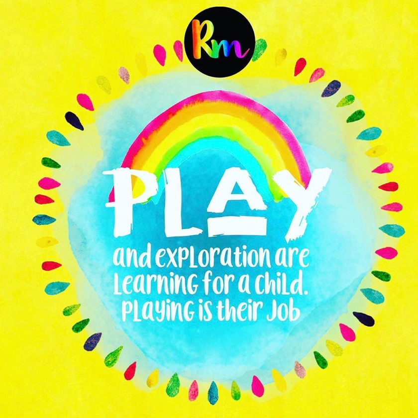 play therapy rainbow muse children