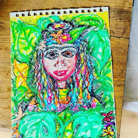 Rainbow Muse Art Therapy Chenai Mupotsa