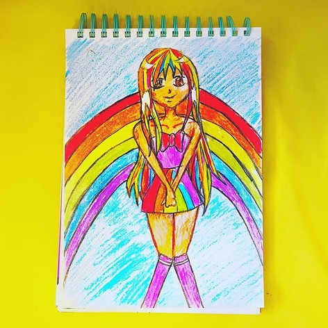 ThRainbow Muse Art Therapy NDIS