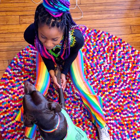 Chenai Mupotsa Rainbow Muse Art Therapy melbourne