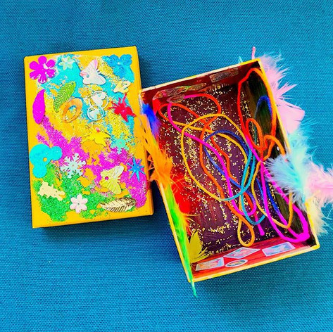 Rainbow Muse Art Therapy Melbourne NDIS Therapeutic Support