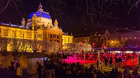 Zagreb nocturne, balkans discovery tours