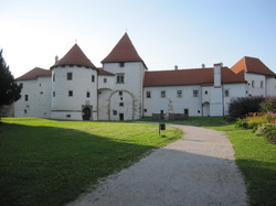 Château de Varazdin, Zagorje, balkans di