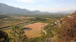 Vallée fertile de la Neretva