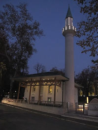 Mosquée de Sarajevo, balkans discovery tours, philippe guerin