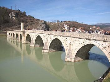 Pont de Visegrad, Bosnie, Balkans discovery tours