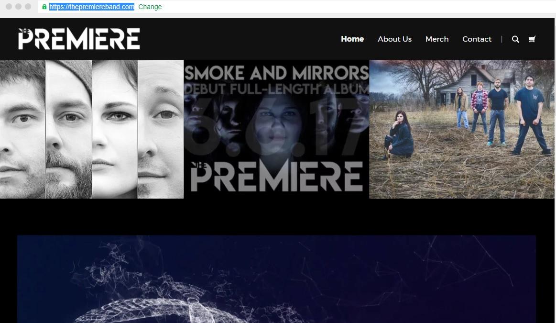 PremiereBandPage