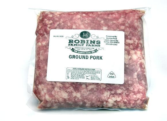 1 lb Ground Pork