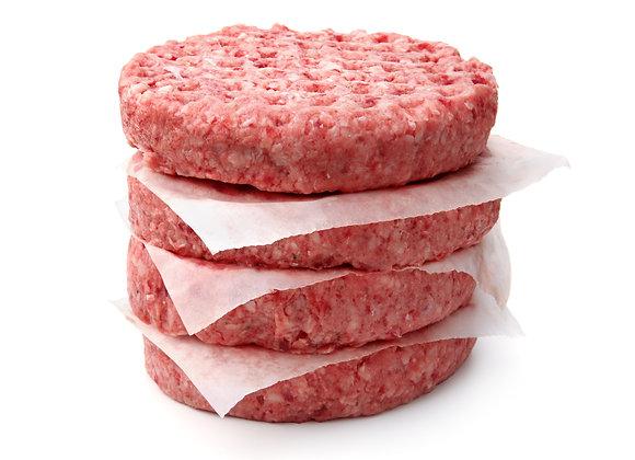 1 lb Beef Pattie
