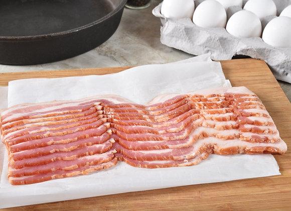 1 lb Fresh Side Bacon