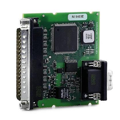 NI 9403E w/ DSUB 32Ch, TTL Digital I/O Module, Board-Only