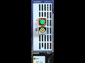MAP Erbium Doped Fiber Amplifier (mEDFA)