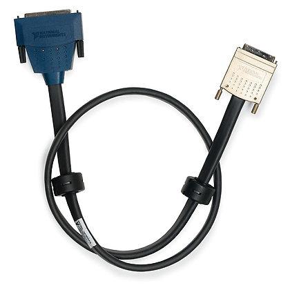 SHC68-68-RMIO Shielded Cable for the Reconfigurable MIO Connector, 1m