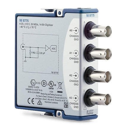 NI-9381, Conformal Coated C Series Multifunction I/O Module