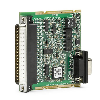 NI 9208e with DSUB, Industrial 16 Ch Current Input, Board Only