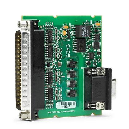 NI 9425E, 24 V, 7 us, 32-Ch, Sinking DI, Board Only Module