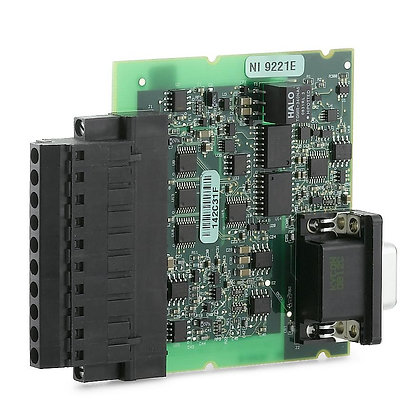 NI 9221E 8-Ch ±60 V, 800 kS/s, 12-Bit AI Module BOARD-ONLY