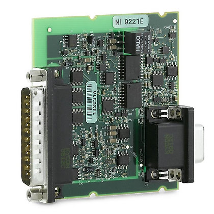 NI 9237E DSUB 4-Ch 50kS/s/Ch, 24-Bit Bridge AI BOARD-ONLY