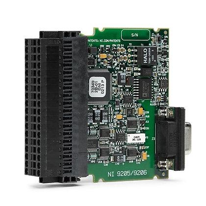 NI 9205E, 32-Ch, +/-10 V, 250 kS/s, 16-Bit, AI Board Only Module