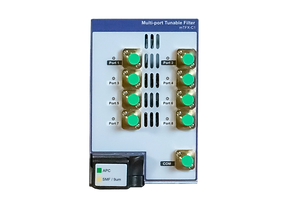 MAP Multiport Tunable Filter Module (mTF