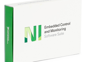 Embedded Control and Monitoring Software
