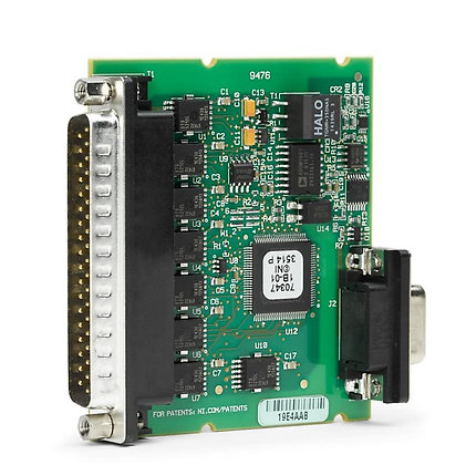 NI 9476E, 24 V, 500 us, 32-Ch, Sourcing DO, Board Only Module