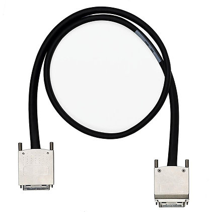 SHC68-C68-D3, Male VHDCI to Male VHDCI, Shielded LVDS Cable, 1 m