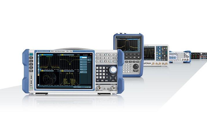 Spectrum-analyzer-Promotion-Rohde-Schwar