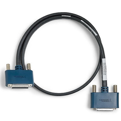 DB25F-DB25F, 25-Pin D-Sub Cable for SMUs, Low Leakage, 1 m