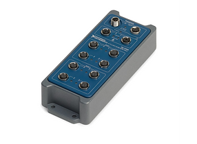 Sound and Vibration Input Device for Fie