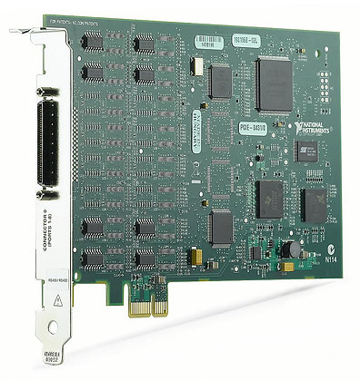 NI PCIe-8431/8, 8 Port, RS485/RS422 Serial Interface