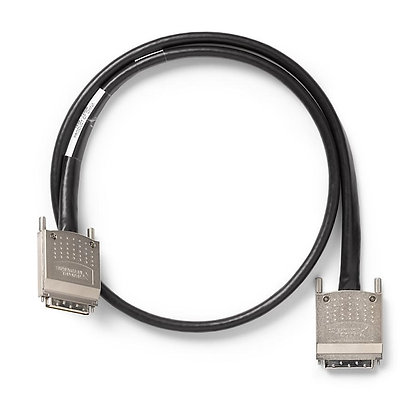 SH68M-68M-EPM Shielded Cable, 68 pin VHDCI to 68 pin VHDCI, 1 m