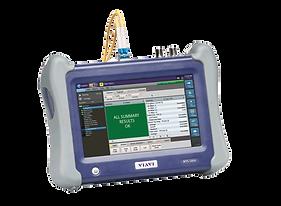T-BERD MTS-5800 Handheld Network Tester.