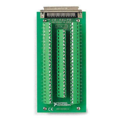 CB-68LPR I/O Connector Block