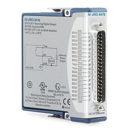 NI 9476 32-CH 24 V, 500 US, SOURCING DIGITAL OUT, CONFORMAL COAT
