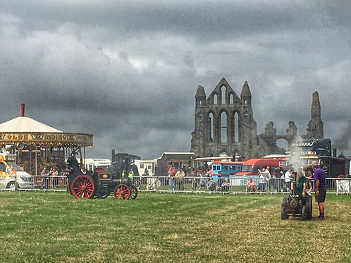 ##CANCELLED## WHITBY TRACTION ENGINE RALLY ( 3 days ) 2021 DATE TBC