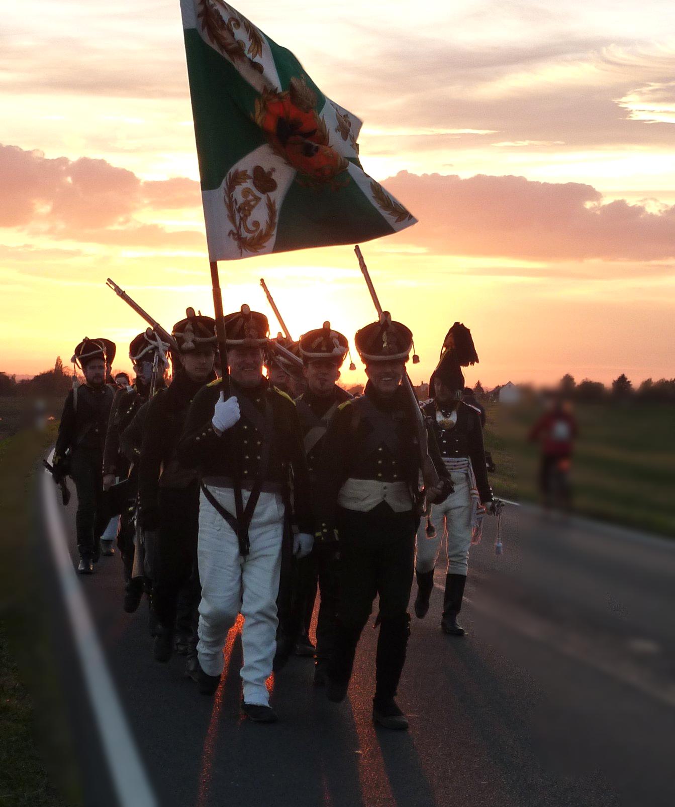 Marsch 2013