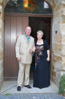 Katjuscha rund +Hochzeit  August