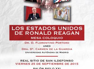 Los Estados Unidos de Ronald Reagan