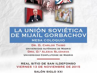 La Unión Soviética de Mijaíl Gorbachov